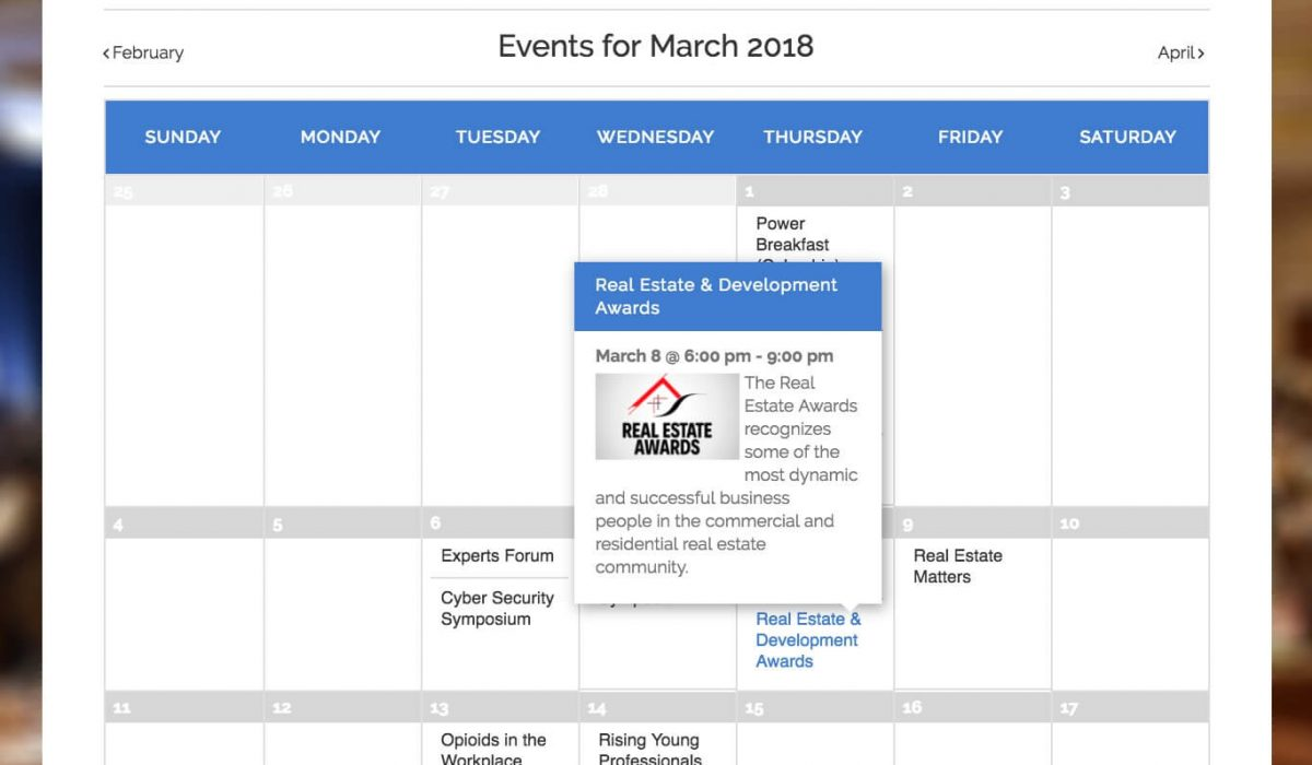 bridgetower-event-calendar