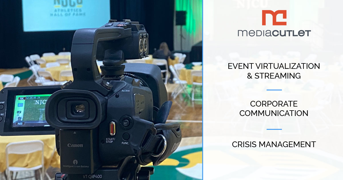 Live Streaming Virtual Events