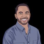 markus robinson animated portrait