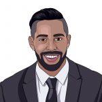 robbie padovano animated portrait